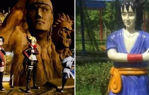 同樣是《火影忍者》主題公園,日本和越南完美詮釋了正版和山寨版