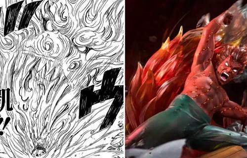 《火影忍者》八門凱新手辦:開啟最強夜凱奧義,一腳粉碎六道斑